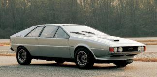 Old Concept Cars Audi Asso di Picche
