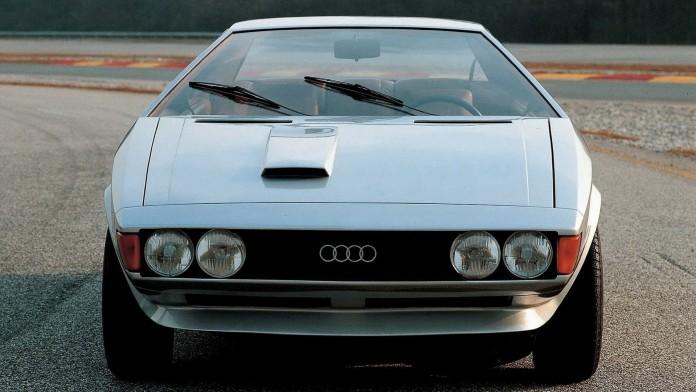 Old Concept Cars: Audi Asso di Picche