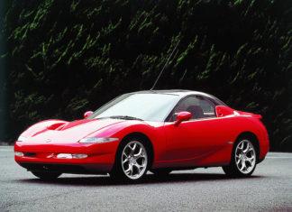 Old Concept Cars Mazda RX-01
