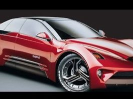 Old Concept Cars Pontiac Rageous