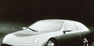 Old Concept Cars Toyota 4500GT Concept