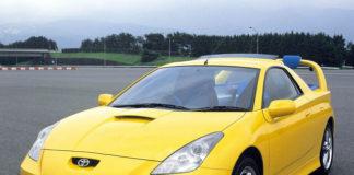 Old Concept Cars Toyota Celica Cruising Deck