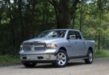 RAM 1500 Lone Star Silver