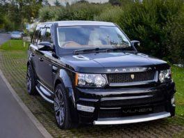 Range Rover Sport by Vilner