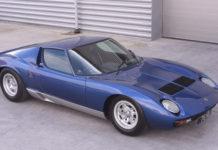 Rod Steward's Lamborghini Miura is up for sale