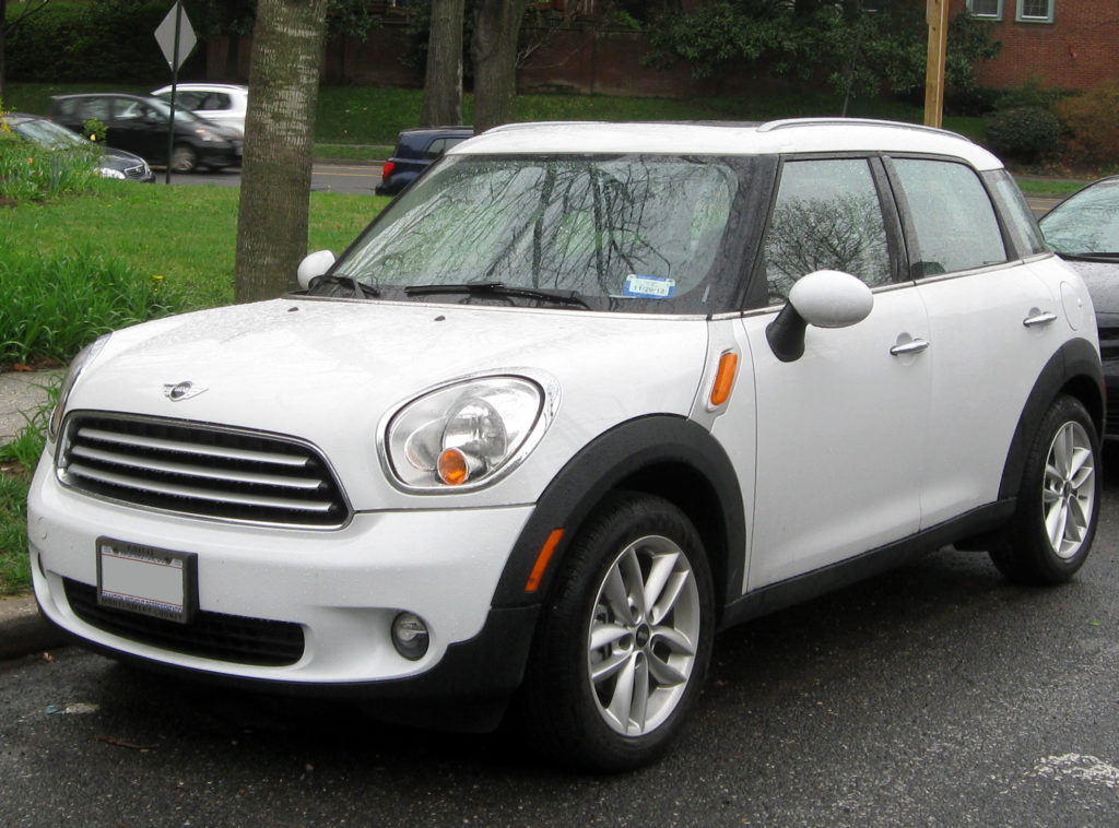 Rumors The Mini Countryman will be offered in an off-road version
