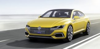 Rumors Volkswagen is preparing a new fastback model