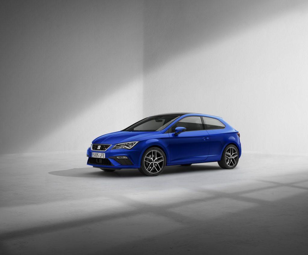 Seat Leon facelift 2017