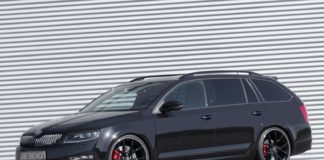 Skoda Octavia RS by JE Design