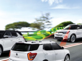 The SsangYong Tivoli and XLV get new security systems