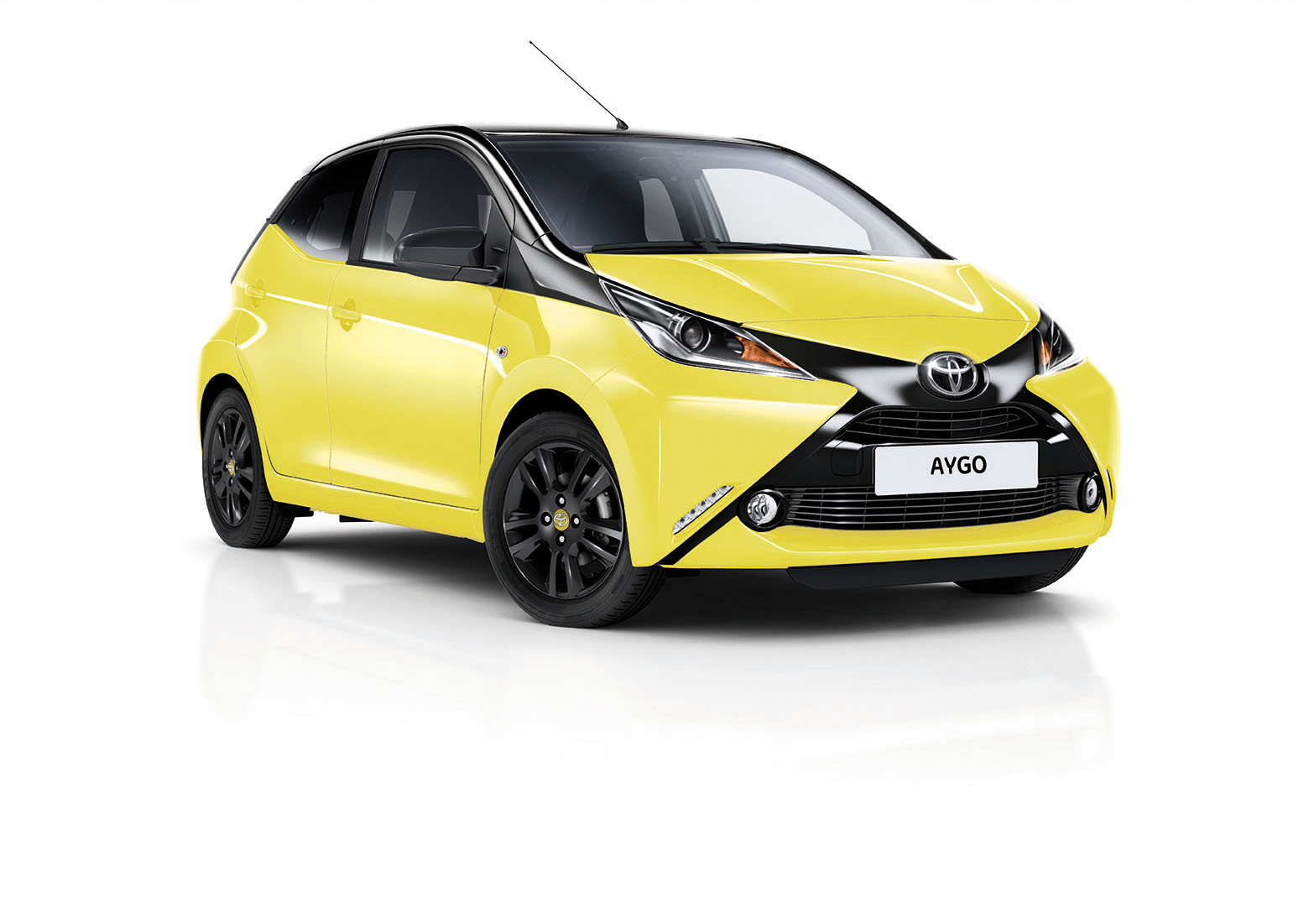 Toyota Aygo X Cite Yellow Edition