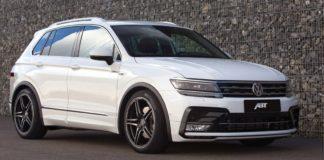 Volkswagen Tiguan by ABT