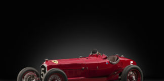 1934 Alfa Romeo Tipo B P3 heads to auction