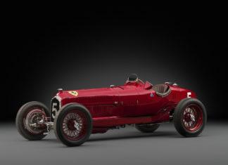 1934 Alfa Romeo Tipo B P3 heads to auction