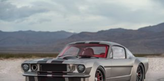 1965 Ford Mustang by Timeless Kustoms with 1,000 hp