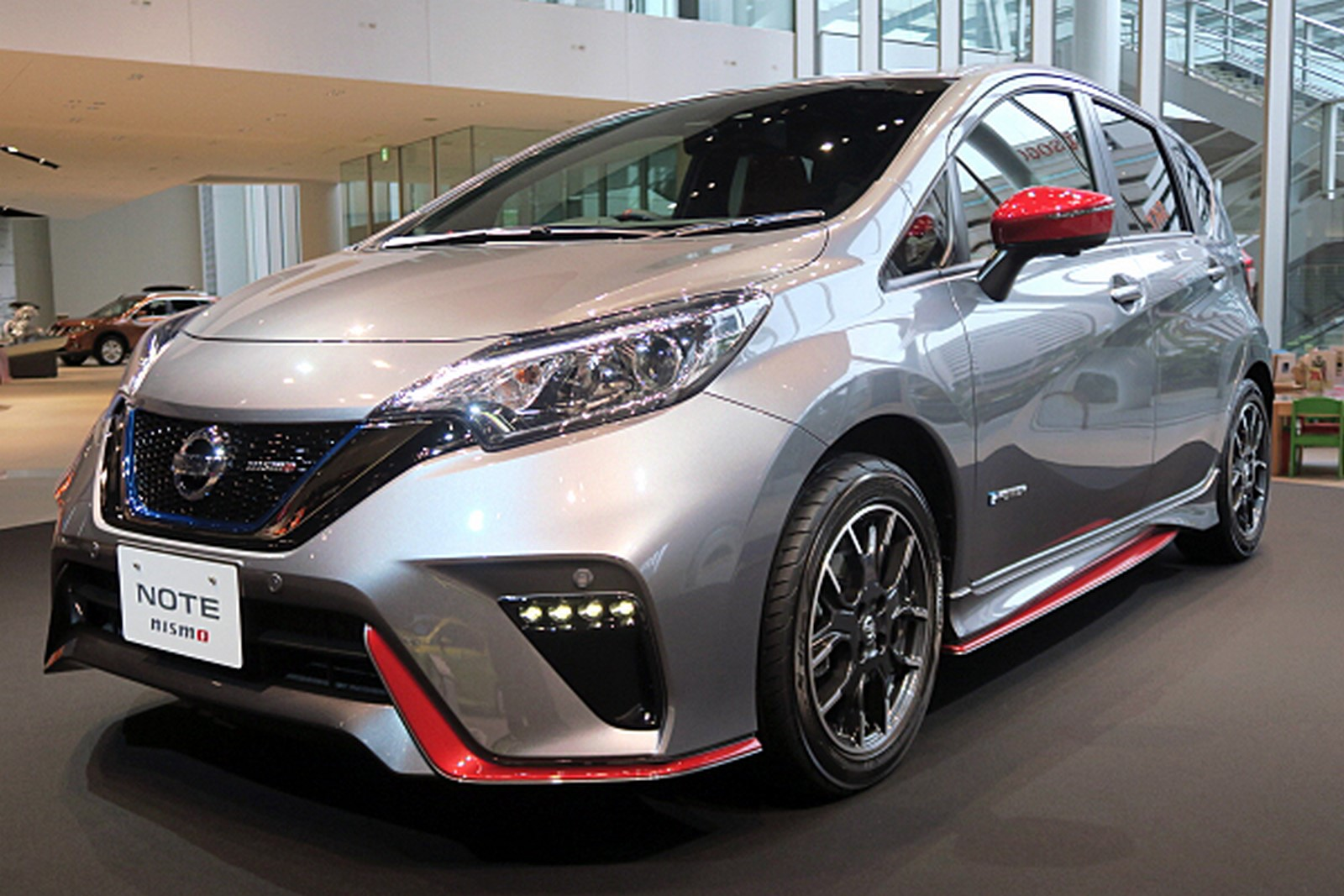 2017 Nissan Note E Power Nismo