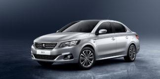 2017 Peugeot 301 facelift