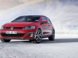 2017 Volkswagen Golf Facelift