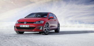 2017 Volkswagen Golf Facelift