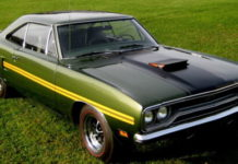 A restored 1970 Plymouth GTX is up for sale