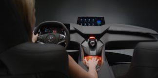 Acura Precision Cockpit Concept