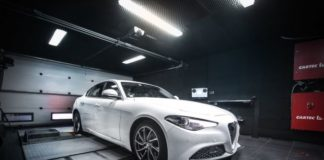 Alfa Romeo Giulia by BR-Performance
