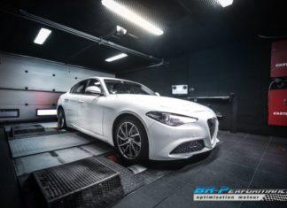 Alfa Romeo Giulia by BR-Performance