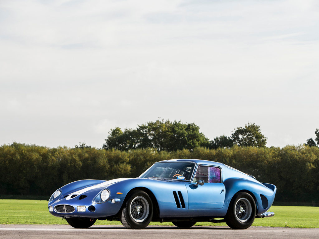 An extremely rare and gorgeous Ferrari 250 GTO is up for sale