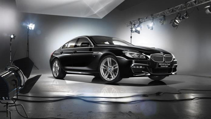 BMW 6 Series Gran Coupe Celebration Edition
