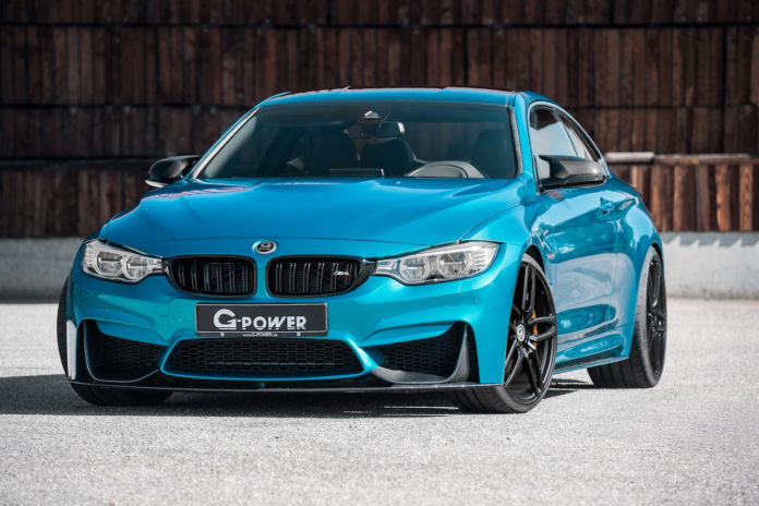 BMW M4 by G-Power