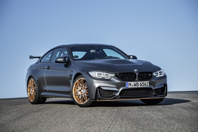BMW has trademarked the CS name for their M models