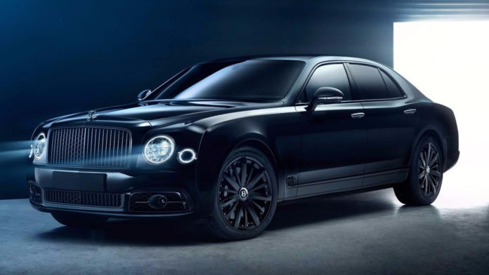 Bentley Mulsanne Bamford X