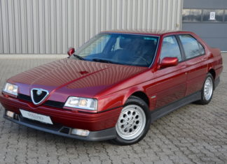 Car Legends Alfa Romeo 164 Q4