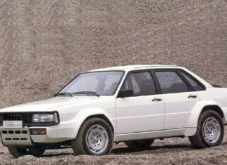 Car Legends Audi 90 Hunter by Treser