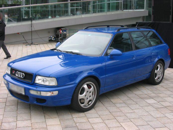 Car Legends: Audi RS2