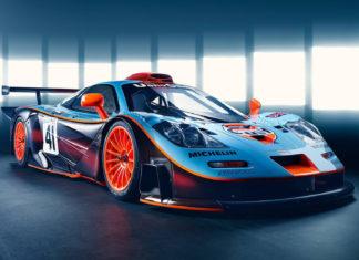 Car Legends McLaren F1 GTR Longtail