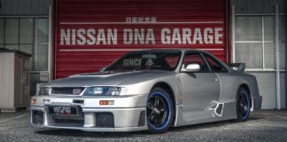 Car Legends Nissan GT-R Skyline R33 LM