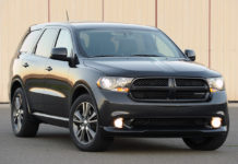 FCA is recalling nearly 35,000 Dodge Durango and Jeep Grand Cherokee