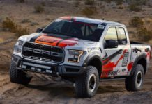 Ford returns to Baja 1000 with the 2017 F-150 Raptor