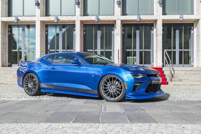 Geiger Cars celebrates 50 years of the Camaro with the Camaro Supercharged 630