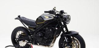 Honda CB500F Scrambler