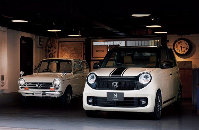 Honda N-One Suzuka Special