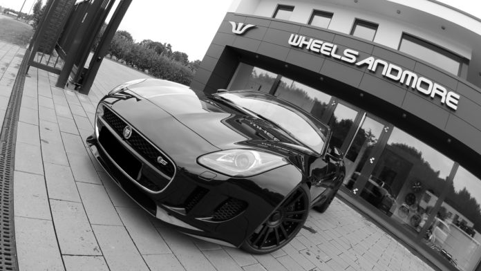Jaguar F-Type S by Wheelsandmore
