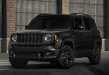 Jeep Renegade Deserthawk and Renegade Altitude