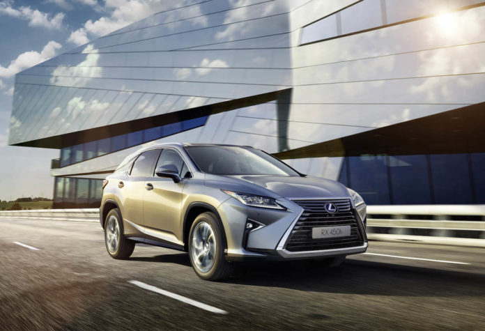 Lexus will build a hydrogen fueled car by 2020