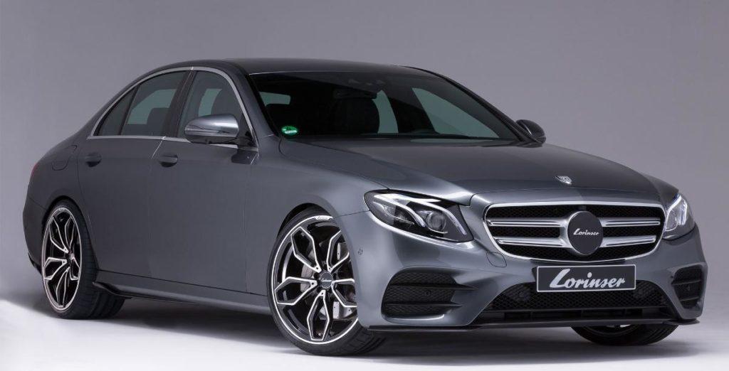 Mercedes E-Class by Lorinser