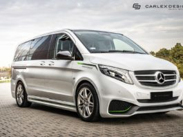 Mercedes Vito by Carlex Design