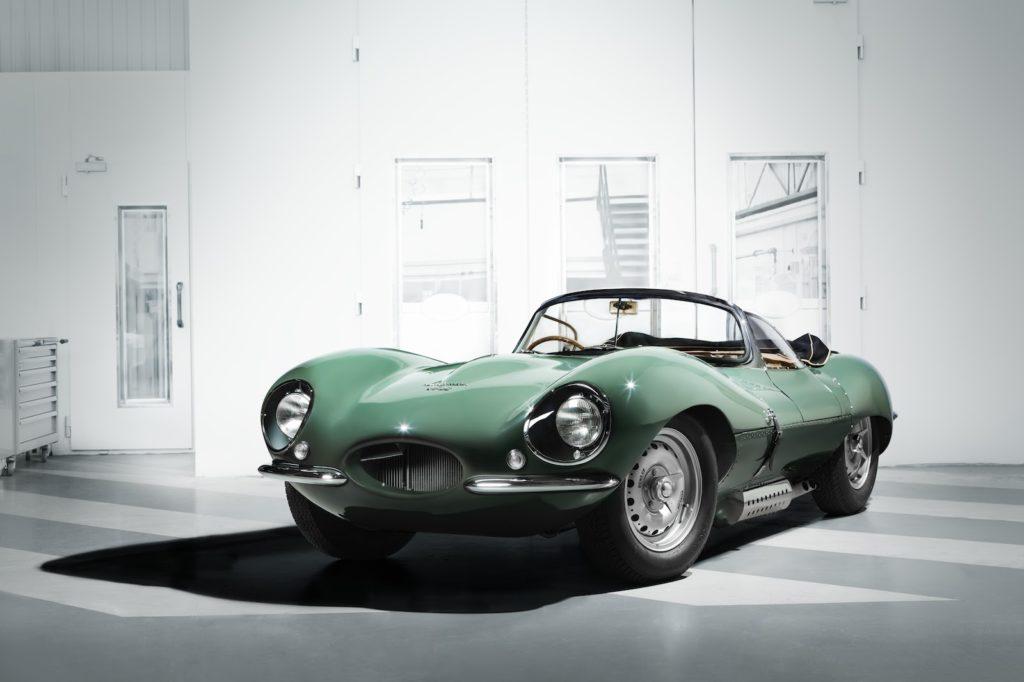 New Jaguar XKSS
