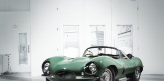 New Jaguar XKSS
