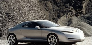 Old Concept Cars: Alfa Romeo Bella